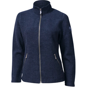 Ivanhoe of Sweden Bella Veste polaire zippée Femme, light navy